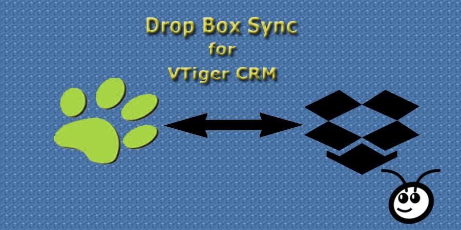 Dropbox Sync for VtigerCRM
